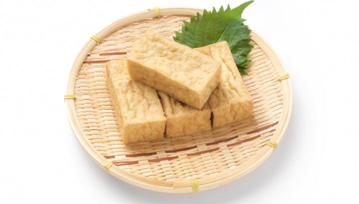 厚揚げは高カロリー・低糖質!?豆腐よりダイエット向きな食材だった!