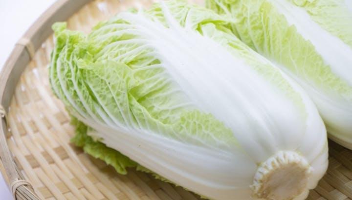 白菜のカロリーや糖質は?ダイエットや肌の健康維持に効果的な食べ方も紹介
