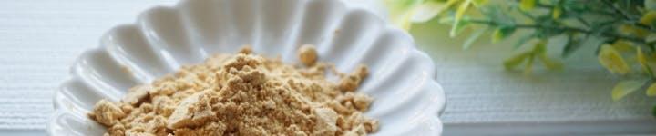 きな粉ってカロリーあるの?大豆からできているきな粉の魅力とは!