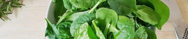 実はダイエットに最適!ほうれん草は低糖質かつ栄養の宝庫だった。