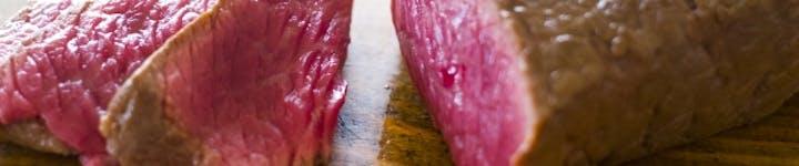 ローストビーフはカロリー控えめで筋トレにも糖質制限にも効果的な食材!