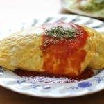 オムライスは高カロリー・高脂質・高糖質でダイエットに不向きな食材!