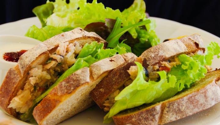 サンドイッチのカロリー・糖質を知ろう!正しい知識で上手にコントロール