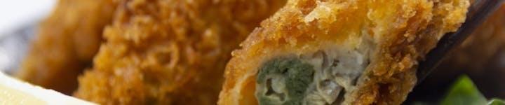 カキフライは健康効果の高い意外と低カロリーな食材!糖質も少なめ!