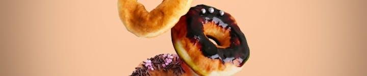 ドーナツのカロリー・糖質を徹底解説!高脂質・高カロリー・高糖質で、ダイエット中は避けよう!