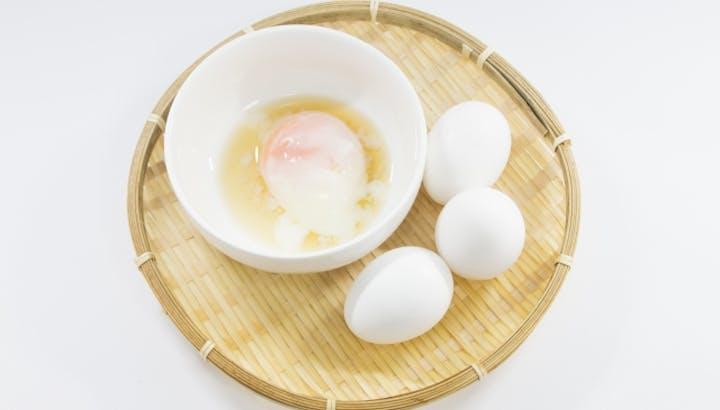 温泉卵のカロリー・糖質を徹底解説!卵の栄養を最大限吸収できる食べ方だった!