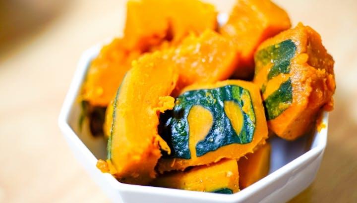 かぼちゃの煮物のカロリー・糖質を徹底解説!甘くてホクホクなのに低カロリー!?